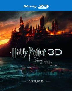 Harry Potter und die Heiligtümer des Todes Teil 1 und 2 als 3D Blu-ray für 23,97€inkl. Versand (idealo 31,90€) @amazon
