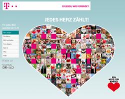 Herz auf ein Blatt malen oder basteln und kostenlos 5€ spenden!