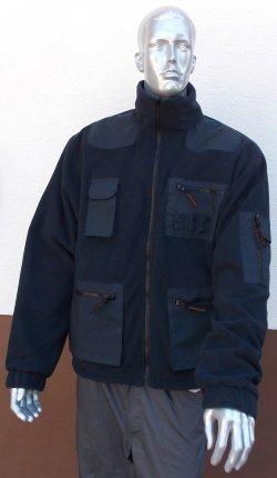 Arbeitskleidung Fleece-Wendejacke für nur 19,90€ @hitmeister