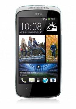 HTC Desire 500 für 6,95€ mtl. mit mobilcom-debitel direkt Power 60 Tarif für Wenigtelefonierer