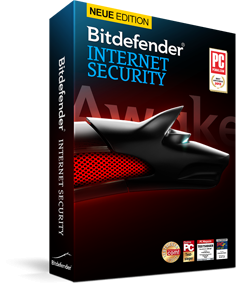 Jahreslizens Bitdefender Internet Security 2014 nur 5,40€ als Beilage in der PC Go