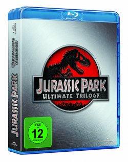 Jurassic Park – Ultimate Trilogy auf Blu-ray (Limited Edition) für 15,97€ inkl. Versand @amazon