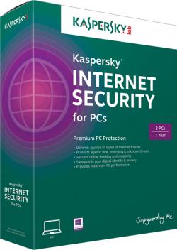 Kaspersky Internet Security 5 PC – 2012 / 2013 / 2014 / Software inkl. Antivirus für 19,95€ (Idealo 59,77€)@ebay