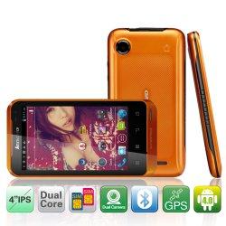 Lenovo A660 Android 4.0 Dual Core Smartphone für 101,95€ (Idealo: 212,85€) @Elijahstore