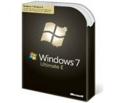 Microsoft Windows 7 Ultimate OEM inkl. SP1 DVD 32 / 64 Bit Multilingual für 38,90€ (Idealo 145,95€) @Rakuten
