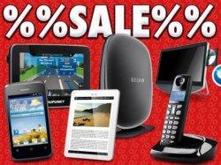Multimedia Sale im lidl Onlineshop (Tablets, Handys, Büro-Zubehör, PCs, Zubehör und Navis)