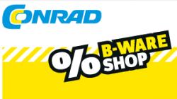 Neue Versandrückläufer (B-Ware) von Conrad über eBay