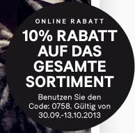 Neuer 10% H&M Online Gutschein