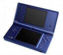 Nintendo DSi Konsole metallic blau für 88,88€ zzgl. 4,99€ Versand (Idealo 103,45 €) @COMTECH