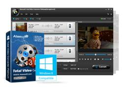 nur heute kostenlos: Aiseesoft Total Video Converter Platinum 7.1.8