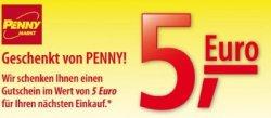 [Lokal] Penny wird 40!  Ab 40€ Einkaufswert erhält man einen 5€ Gutschein