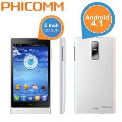 Phicomm I800 5″ Dual Sim Smartphone mit Android 4.1 für 149,95€ + 5,95€ Versand (Idealo189€) @iBOOD