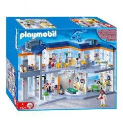 Playmobil Großes Krankenhaus für 99,99€ inkl. Versand (Idealo 116,99 €) @kaufhof