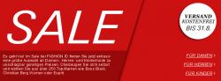 Sale + 10€  Gutschein für Neu- und Bestandskunden @fashionid