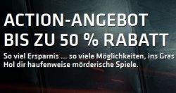 Sale-Aktion mit bis zu 50% Rabatt auf Action-Spiele @Origin
