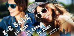Sale bei Hoodboyz mit Markenmode für jeweils 20 €, 25 € und 30 € + 10 € Gutschein (ab 50 € MBW)