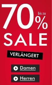 Sale bis zu 70% Rabatt + 30% Extra-Rabatt @Gunna (Fashion für Damen & Herren)