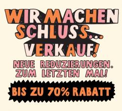 Sale mit bis zu 70% Rabatt + 20€ Gutschein @urban-outfitters