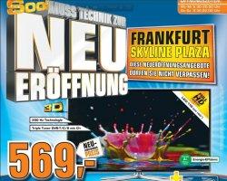 Saturn: Neu-Eröffnungsangebote in Frankfurt + Verkaufsoffener Sonntag!