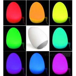 Elegant Sehr Schöne LED Ei Lampe Als Dekoleuchte Mit Farbwechsel Für 9,99u20ac Inkl. Design Ideas