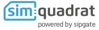 simquadrat: Bundesweite Festnetznummer jetzt mit VoIP-Account