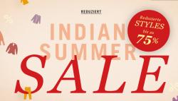 Sommer Sale mit bis zu 70% Rabatt + 15€ Gutschein + gratis Perlenkette @sheego