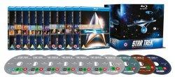 Star Trek Filme 1-10 Remastered auf Blu-ray für je 7,47€ inkl. Versand @Amazon