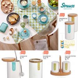 Strauss Innovation Wohn-Accessoires & Deko-Artikel 22€ Gutschein für 9,99€ über Groupon + 5€
