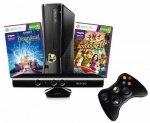 Xbox 360 (250 GB) inkl. Kinect Sensor und 3 Spiele + 67,20€ in Rakuten Superpunkte für zusammen 224,09€ (statt 240€)