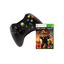 Xbox 360 Wireless Controller + Gears of War: Judgment für 37,53 Euro bei Amazon