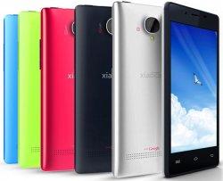 Xiaocai X9 mit 4.5″ Quad-Core Smartphone, Android 4.2, 1 GB RAM, DUAL-SIM für 122€