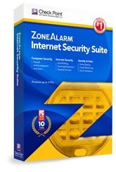 ZoneAlarm Internet Security Suite (Regulär 35,95 €) kostenlos @TrialPay