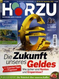 12x Hörzu für 13,80€ testen und Philips DVD Player dazu erhalten bei Bankeinzug weiterer Rabatt