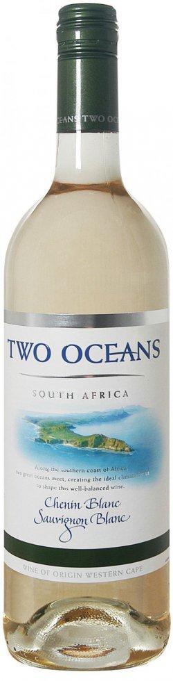 2 Kisten Two Oceans Chenin Blanc-Sauvignon Blanc mit Gutschein für nur 20,88€+Versand