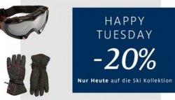 20% Rabatt auf die Ski-Kollektion bei C&A – NUR HEUTE!