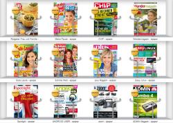 3 kostenlose E-Paper ohne Abo (Chip,Android User und 11 weitere Zeitschriften) NUR HEUTE!