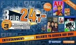 3 TV-Serien-Staffeln für 24 EUR jetzt auch bei Amazon – z.B. ALF