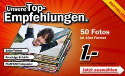50 Fotos im 10er Format für nur 1€! @MediaMarkt