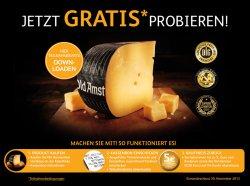 5€ Cashback beim Kauf von Old Amsterdam Käse