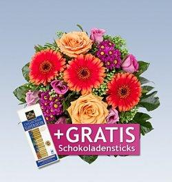 5€ Gutschein für den Blumen Onlineshop von Lidl + Versandkostenfrei