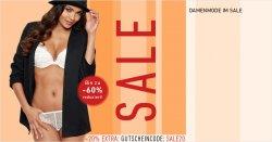 60% Rabatt auf Damenmode + 20% Gutschein (auch für Saleware) bei 7Trends