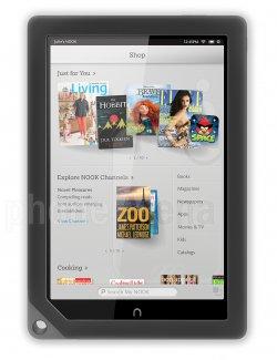NOOK HD+ 1920×1280 9″ Tablet mit 16GB für nur 124€ inkl. Versand [refurbished] @eBay [Versand aus USA]