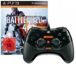 Aktion bei Amazon: Battlefield 4 für 64,99€ + 22€ Rabatt auf PS3 Controller