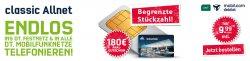 Allnet-Flat im E-Plus-Netz für eff. nur 2,49€ monatlich @handytick