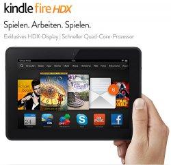 Amazon hat das Kindle Fire HD 8.9-Tablet von 269 Euro auf 229 Euro gesenkt