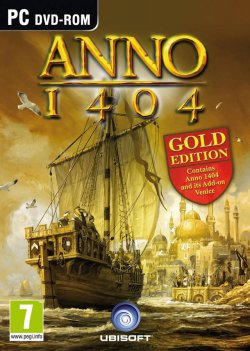 Anno 1404 Gold (für PC) nur 2,81€  (Idealo 10,59€) mit Gutscheincode @greenmangaming