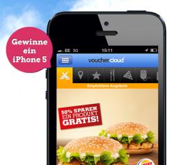 App laden und Gutschein für Kaffee oder Wuppi bei Kamps erhalten @Vouchercloud
