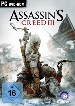 Assassins Creed 3 für 14,97€ + DLC ab 2,97€ @amazon als PC-Download