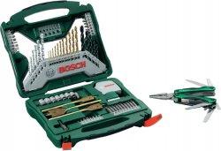 Bei Conrad: Bosch Promoline 70-tlg. X-Line Set+Multitool für 24,99€ mit NL-Gutschein