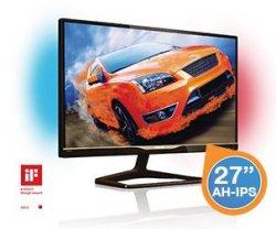 Bei ibood (nicht Hunt!): Philips Brilliance Gioco Ambiglow 278C4QHSN 27 IPS Monitor als Extra-Angebot für 229,95€